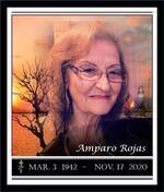 Amparo  Rojas (Garza)